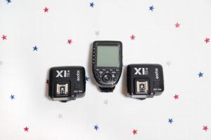 SONYα7ⅲにGODOX Xpro-S とX1R-CでCanon汎用ストロボNewerを光らす方法
