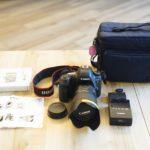 【口コミ レビュー】一眼レフカメラを 東京カメラ機材レンタル株式会社 でレンタルしてみた!
