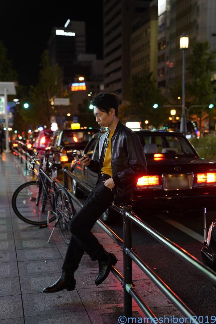 夜景ポートレートで、SONYα7SII SONYα7ⅲのカメラを撮り比べレビュー!
