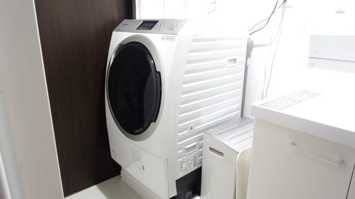 パナソニックドラム式洗濯機のNA-VX900AL/R