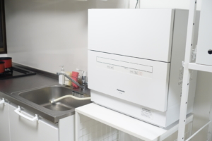 パナソニック食洗機NP-TA3を約1ヶ月使った感想【口コミレビュー】